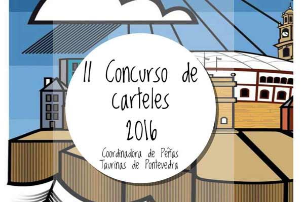 II Concurso de carteles feria de la Peregrina 2016