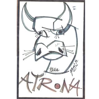 A Trona