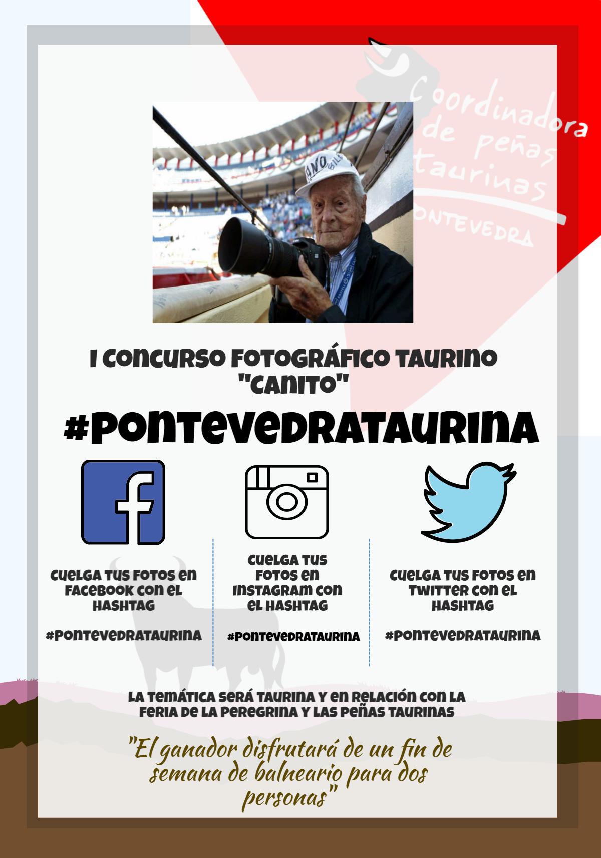 """I Concurso Fotográfico """"Canito"""""""