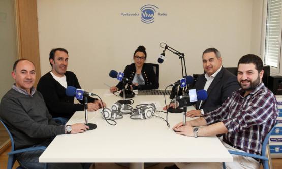 "Pontevedra Viva Radio ·Conversas na Ferrería"""
