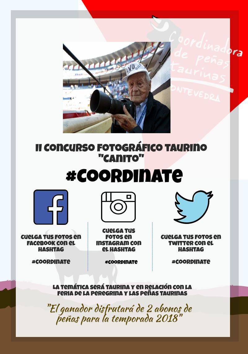 """II Concurso fotográfico """"Canito"""""""