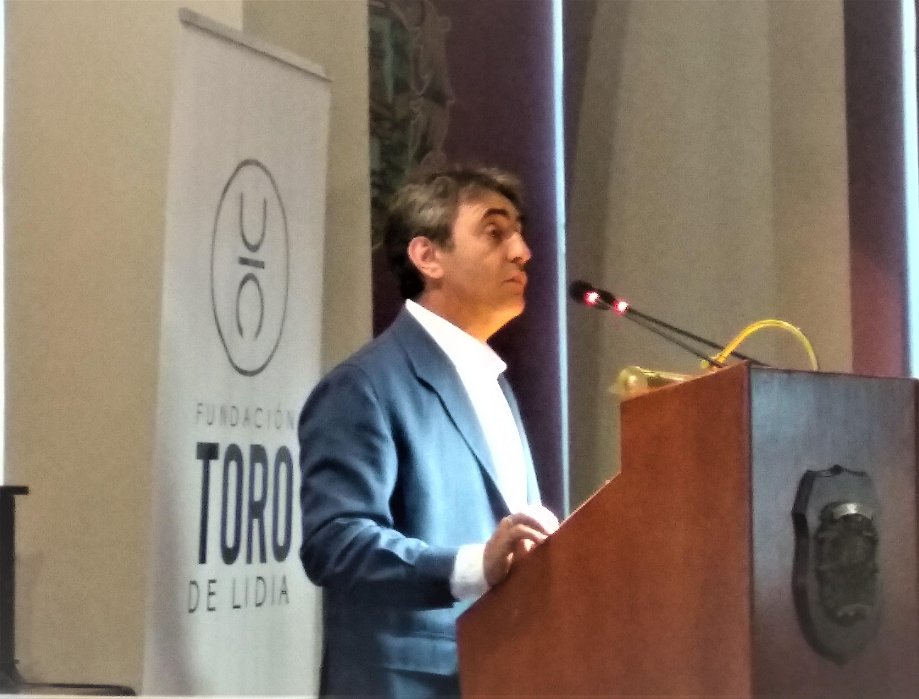 D Victorino Martín Presidente Fundación