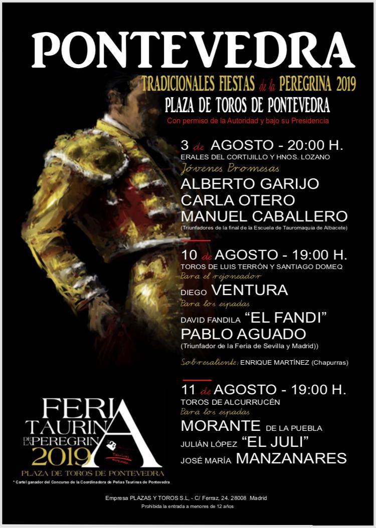 Cartel Feria Peregrina 2019